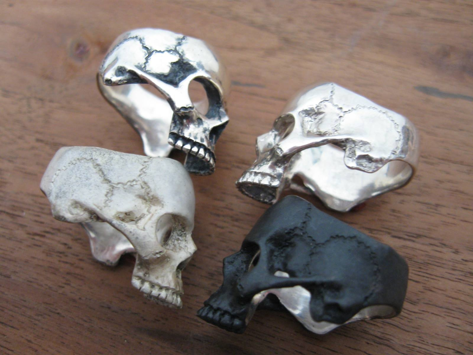 Skull Rings USA